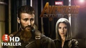 Video: AVENGERS 3: Infinity War Official Trailer (2018)